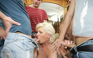 Hot Moms Group Sex Porn Pictures