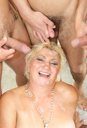 Hot Moms Gangbang Porn Pictures